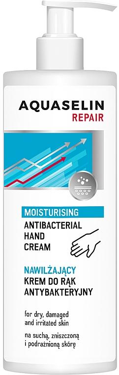 Antibacterial Hand Cream - AA Aquaselin Repair Hand Cream