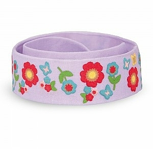 Hair Band, 5495, lilac - Donegal