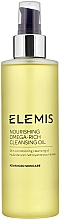 Fragrances, Perfumes, Cosmetics Cleansing Oil for Face - Elemis Nourishing Omega-Rich Cleansing Oil