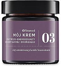 Fragrances, Perfumes, Cosmetics Vitamin Oil Cream - Fitomed Cream With Vitamin Oil Nr3