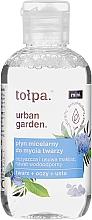 Fragrances, Perfumes, Cosmetics Micellar Water - Tolpa Urban Garden Micellar Water