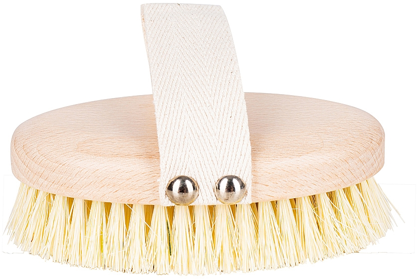 Massage Body Brush with Tampico Fiber - Hhuumm № 1 — photo N3
