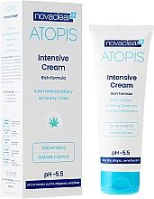 Fragrances, Perfumes, Cosmetics Face and Body Cream - Novaclear Atopis Intensive Cream