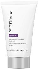 Fragrances, Perfumes, Cosmetics Facial Night Gel - Neostrata Correct Overnight Anti-Pollution Treatment 8% PHA