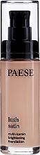Fragrances, Perfumes, Cosmetics Foundation - Paese Lush Satin