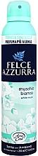 Fragrances, Perfumes, Cosmetics Air Freshener - Felce Azzurra Muschio Bianco Spray