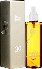 Fragrances, Perfumes, Cosmetics Sunscreen Dry Oil - Le Tout Dry Oil Protect SPF30