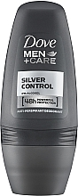 "Fragrances, Perfumes, Cosmetics Roll-On Antiperspirant ""Silver Ion"" - Dove"