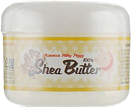 Fragrances, Perfumes, Cosmetics Versatile Shea Butter Cream Balm - Elizavecca Face Care Milky Piggy Shea Butter 100%