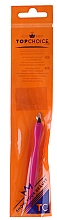 Fragrances, Perfumes, Cosmetics Cuticle Trimmer with Sharp Tip 7248, pink - Top Choice