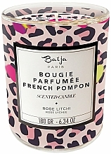 Fragrances, Perfumes, Cosmetics Scented Candle - Baija French Pompon Scented Candle