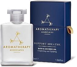 Fragrances, Perfumes, Cosmetics Bath & Shower Oil - Aromatherapy Associates Support Breathe Bath & Shower Oil