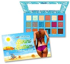Fragrances, Perfumes, Cosmetics Eyeshadow Palette - Rude Bikini Bottom Eyeshadow Palette
