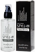 Fragrances, Perfumes, Cosmetics Shine Hair Fluid - Inebrya Style-In Crystal Beauty