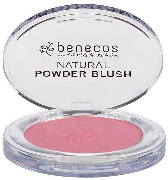 Face Blush - Benecos Natural Compact Blush