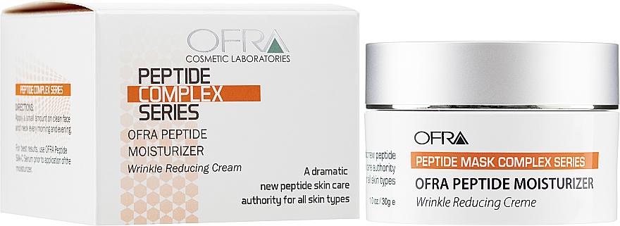 Moisturizing Face Cream - Ofra Peptide Moisturizer — photo N2