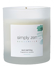 Fragrances, Perfumes, Cosmetics Scented Candle - Z. One Concept Simply Zen Soul Warming Fragrance Candle