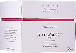 "Fragrances, Perfumes, Cosmetics Bath Bomb ""Nurture"" - AromaWorks Nurture Aroma Bath Bomb"