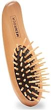 Fragrances, Perfumes, Cosmetics Wooden Beard Brush - Men Rock Beard Brush