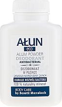 Fragrances, Perfumes, Cosmetics Natural Powder Antiperspirant Alum 100% - Beaute Marrakech Argan Black Liquid Soap