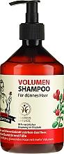 Fragrances, Perfumes, Cosmetics Volume Hair Shampoo - Reczepty Babushki Gertrudy