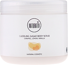 Fragrances, Perfumes, Cosmetics Body Sugar Peeling - Naturativ Cuddling Body Sugar Scrub
