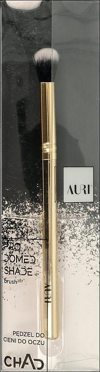 Eyeshadow Brush, 207 - Auri Chad Pro Domed Shade Brush