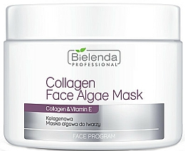 Fragrances, Perfumes, Cosmetics Collagen Face Mask - Bielenda Professional Collagen Face Algae Mask
