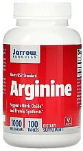 "Fragrances, Perfumes, Cosmetics Dietary Supplement ""Arginine"" - Jarrow Formulas Arginine 1000mg"