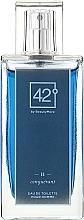 Fragrances, Perfumes, Cosmetics 42° by Beauty More II Conquerant - Eau de Toilette