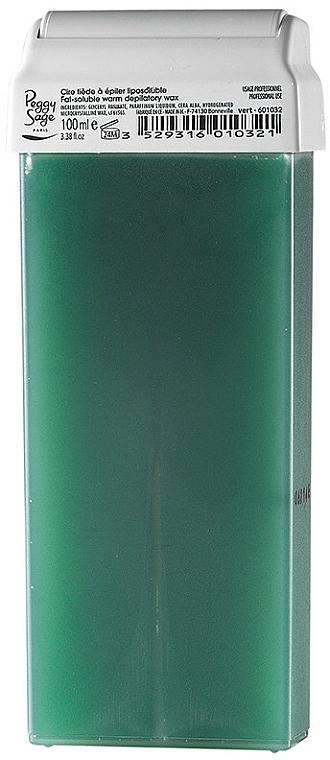Warm Depilatory Wax Cartridge - Peggy Sage Cartridge Of Fat-Soluble Warm Depilatory Wax Vert