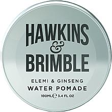 Fragrances, Perfumes, Cosmetics Water-Based Hair Pomade - Hawkins & Brimble Elemi & Ginseng Water Pomade