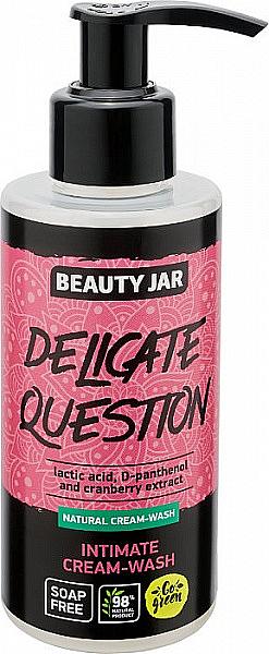 Intimate Wash Cream-Gel - Beauty Jar Delicate Question Intimate Cream-Wash