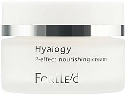 Fragrances, Perfumes, Cosmetics Nourishing Face Cream - ForLLe'd Hyalogy P-effect Nourishing Cream