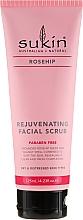 Fragrances, Perfumes, Cosmetics Face Scrub - Sukin Rejuvenating Facial Scrub