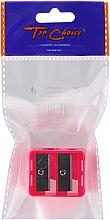 Fragrances, Perfumes, Cosmetics Dual Pencil Sharpener, 2199, red - Top Choice