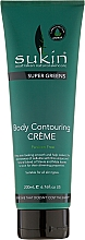 Fragrances, Perfumes, Cosmetics Body Cream - Sukin Super Greens Body Contouring Creme