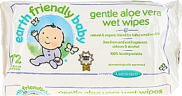 Fragrances, Perfumes, Cosmetics Baby Cleansing Wipes - Earth Friendly Baby Aloe Vera Wet Wipes