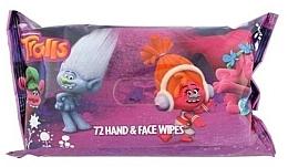 Fragrances, Perfumes, Cosmetics Wet Wipes, 72 pcs - Corsair Trolls Hand & Face Wipes