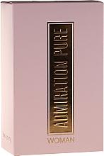Fragrances, Perfumes, Cosmetics Linn Young Admiration Pure Woman - Eau de Parfum