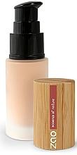 Fragrances, Perfumes, Cosmetics Foundation - Zao Soie de Teint Silk Foundation