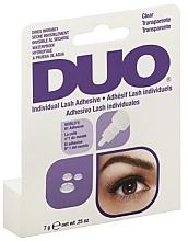 Fragrances, Perfumes, Cosmetics Adhesive for Individual Lashes - Duo Individual Lash Adhesive