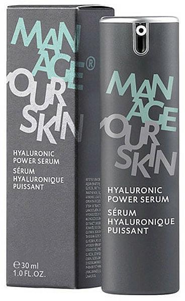 Moisturizing Hyaluronic Acid Serum - Dr. Spiller Manage Your Skin Hyaluronic Power Serum — photo N1