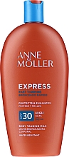 Fragrances, Perfumes, Cosmetics Waterproof Sunscreen Body Cream - Anne Moller Express SPF30