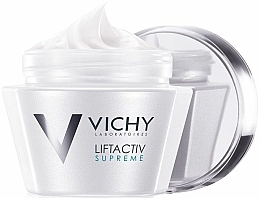 Fragrances, Perfumes, Cosmetics Wrinkle Correcting, Firming Solution for Normal and Combination Skin - Vichy Liftactiv Supreme