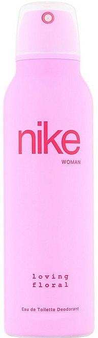 Nike Loving Floral Woman - Deodorant Spray
