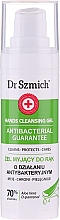 Fragrances, Perfumes, Cosmetics Antibacterial Hand Gel - Dr. Szmich Antibacterial Guarantee Hands Cleansing Gel