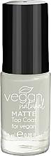 Fragrances, Perfumes, Cosmetics Matte Top Coat - Vegan Natural Matte Top Coat