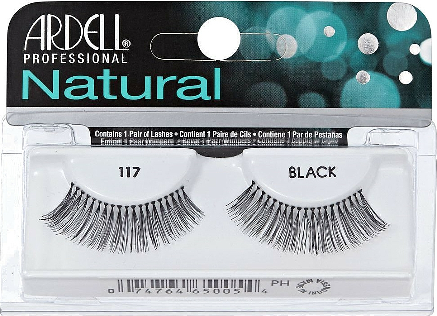 Flase Lashes - Ardell Fashion Lashes Natural 117