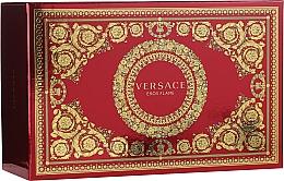 Fragrances, Perfumes, Cosmetics Versace Eros Flame - Set (edp/100ml + edp/10ml + pounch)